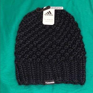 women's adidas hand knit beanie